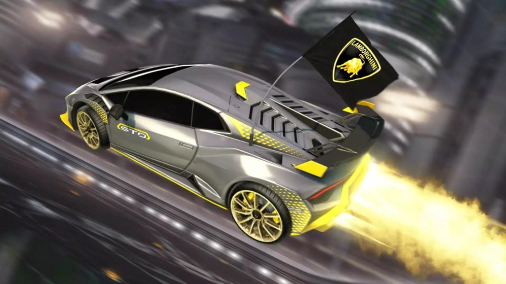 Psyonix e Automobili Lamborghini insieme per Rocket League Comunicati Stampa Giochi Videogames