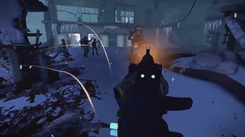 After the Fall - Annunciato il VR Action co-op FPS Comunicati Stampa PC PS4 PS5 Videogames
