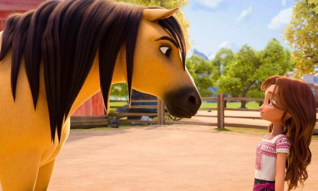 DreamWorks Spirit La Grande Avventura di Lucky - Nuovo trailer di gameplay Comunicati Stampa Videogames