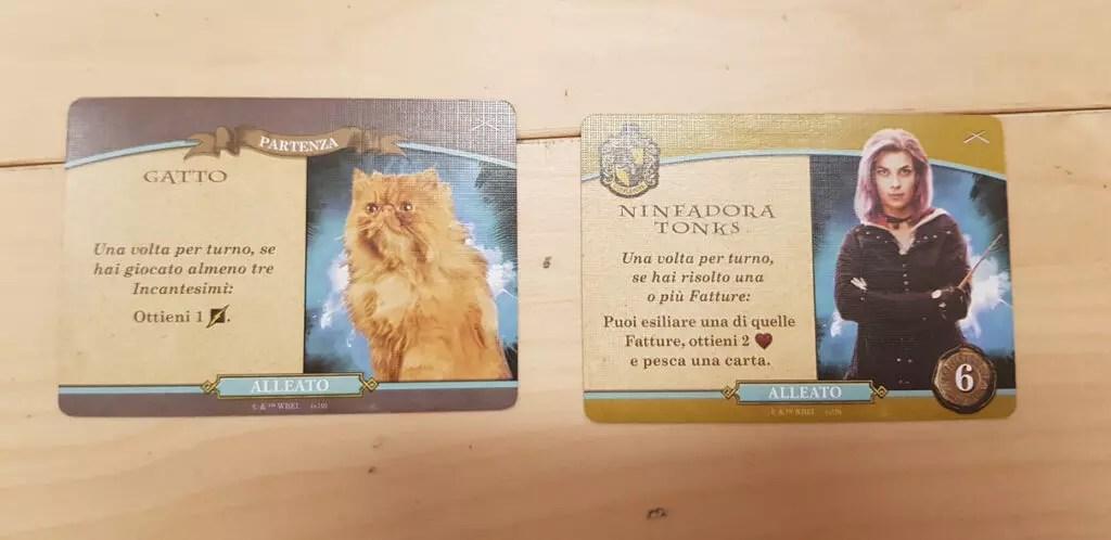 Tutorial gioco da tavolo  - Harry Potter Hogwarts battle: difesa contro le arti oscure Giochi Giochi da Tavolo Tutorial