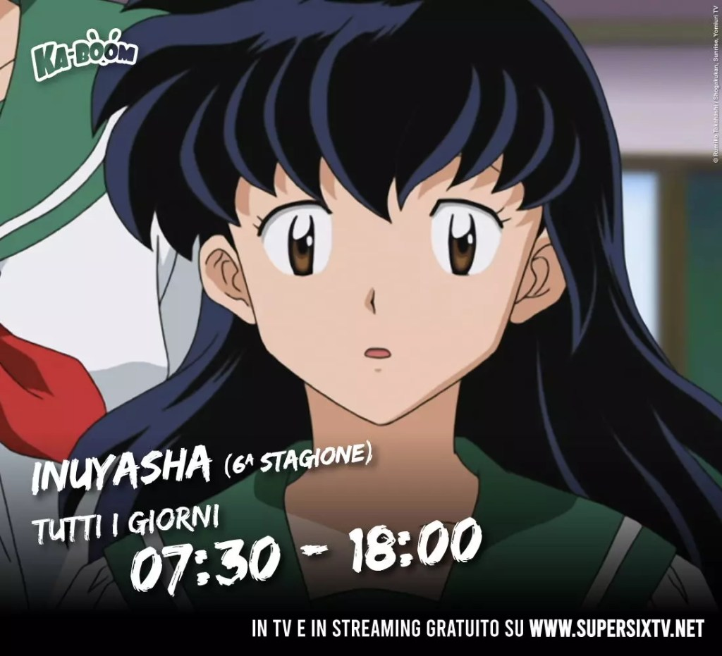 Ka-Boom - Palinsesto per la settimana del 3 - 9 maggio 2021 Anime Comunicati Stampa