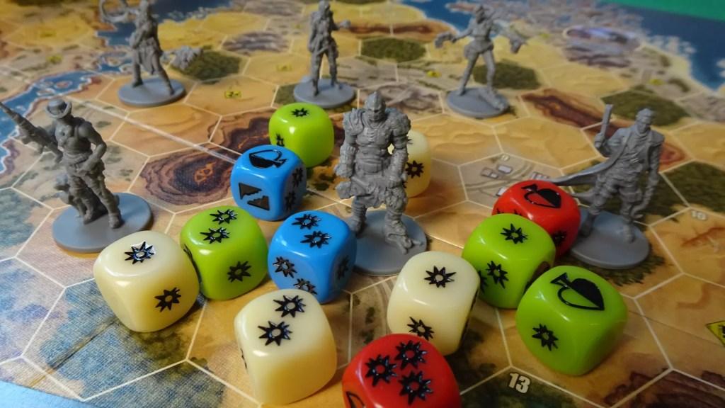 Waste Knights Second Edition - Unboxing - Galakta Giochi Giochi da Tavolo Unboxing