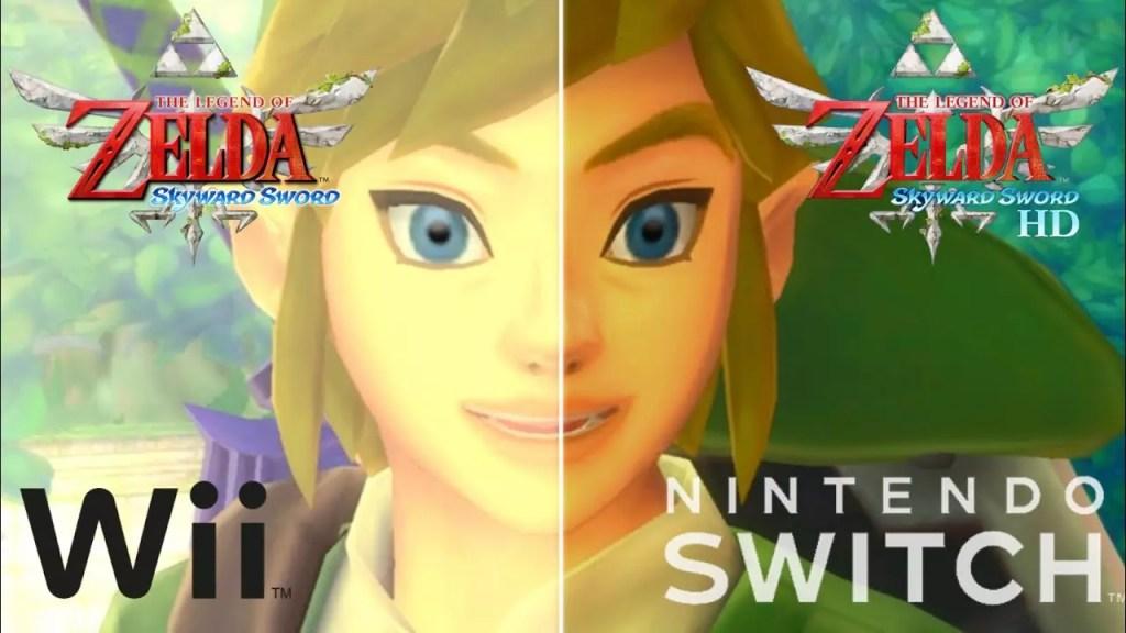 Nuovo trailer e amiibo per The Legend of Zelda: Skyward Sword HD Comunicati Stampa SWITCH Videogames