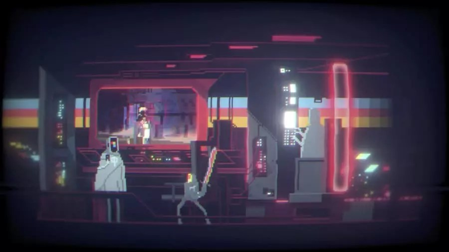 Narita Boy - Recensione - PC, PS4, Xbox, Switch PC PS4 Recensioni SWITCH Tutte le Reviews Videogames XBOX ONE XBOX SERIES S XBOX SERIES X