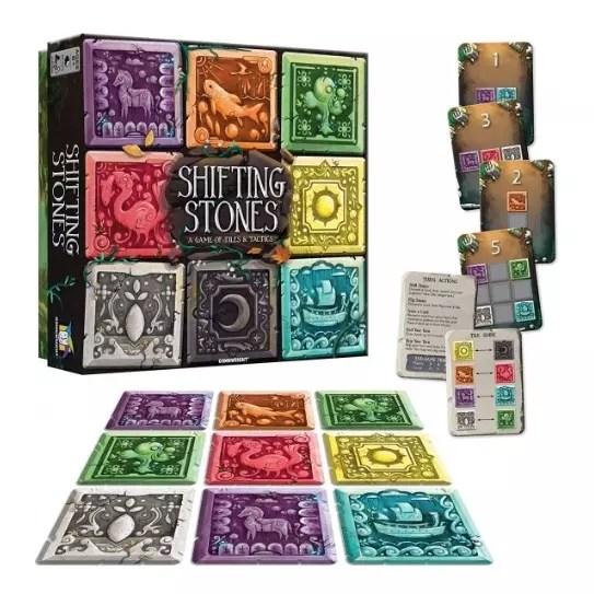 Studio Supernova annuncia Shifting Stones e due nuove espansioni! Comunicati Stampa Giochi Giochi da Tavolo