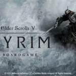 The Elder Scrolls Skyrim Boardgame