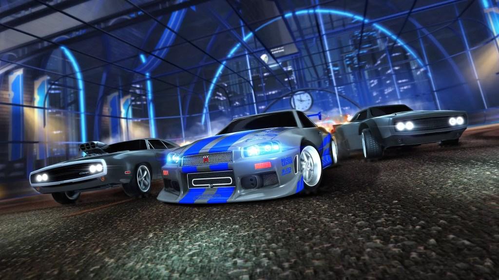 Psyonix annuncia il ritorno dei contenuti di Fast & Furious su Rocket League Comunicati Stampa PC PS4 PS5 SWITCH Videogames XBOX ONE XBOX SERIES S XBOX SERIES X