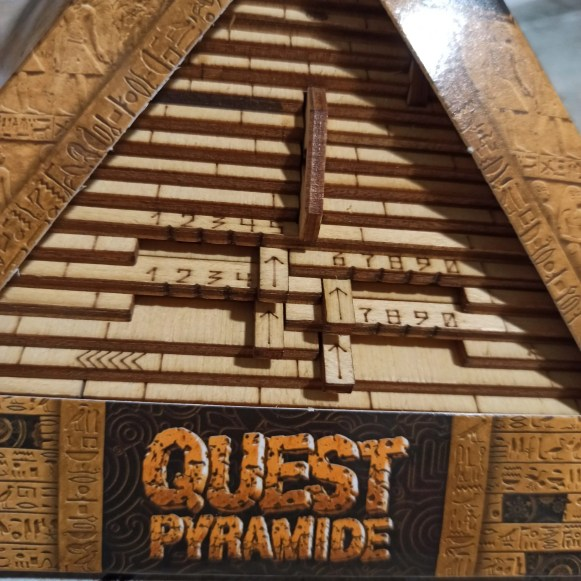 Escape Welt The Quest Pyramid_1