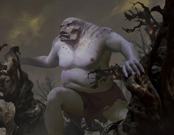 Schizzo Giant Troll