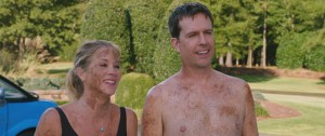 Christina Applegate and Ed Helms in Vacation