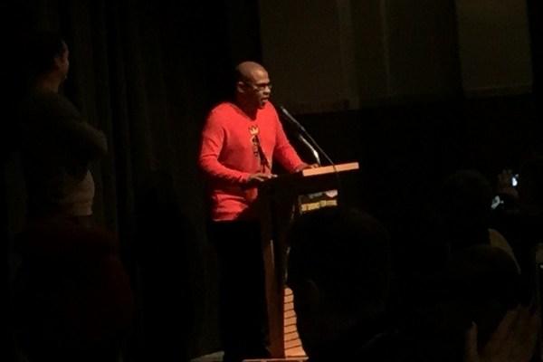 Jordan Peele introduces Get Out