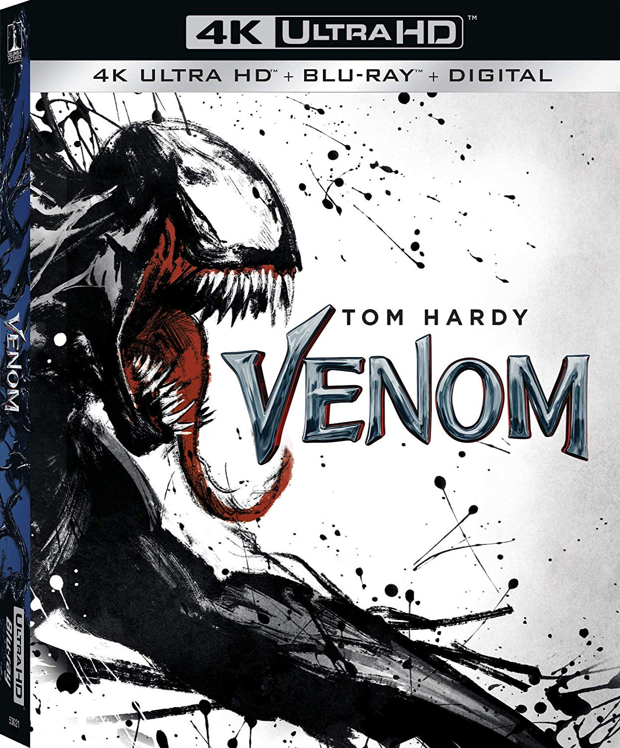 Venom' DVD, Blu-Ray and Digital Release Dates • Nerds and Beyond
