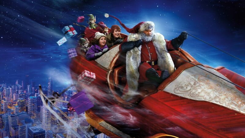 A Review Of Netflix Original Movie The Christmas Chronicles