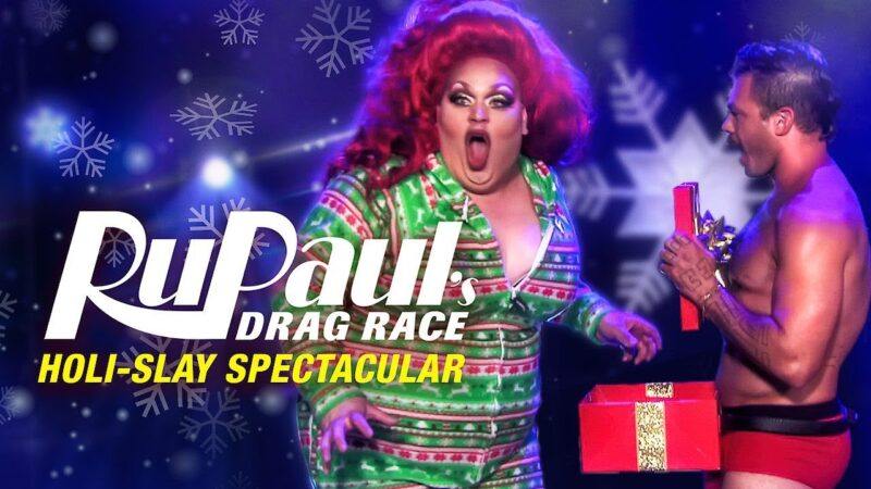 Rupauls Christmas Special.Rupaul S Drag Race Holi Slay Christmas Special Nerds And