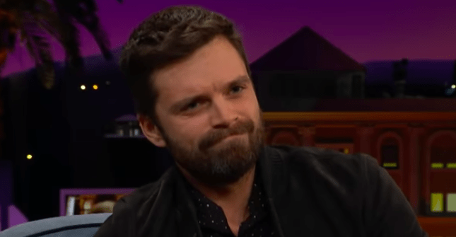 Video: Sebastian Stan on 'The Late Late Show with James