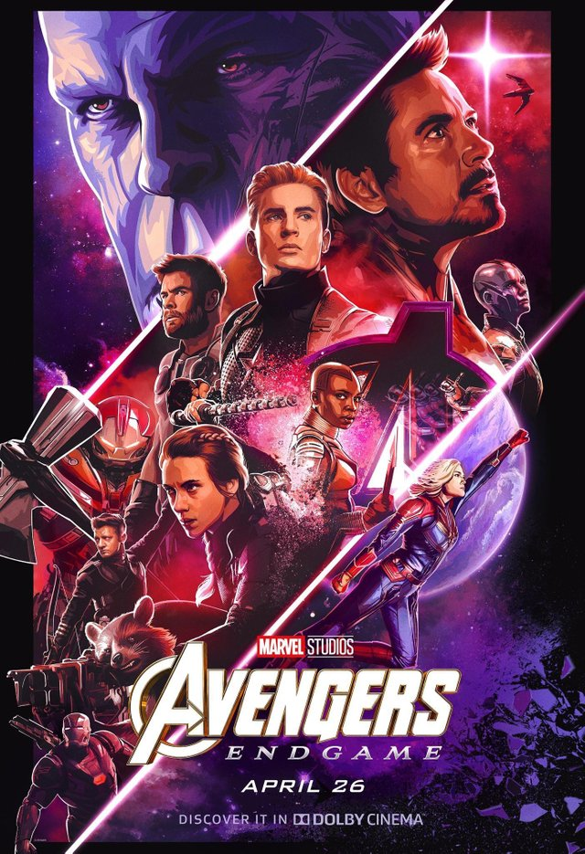 New Trailer And Tickets Released For Avengers Endgame