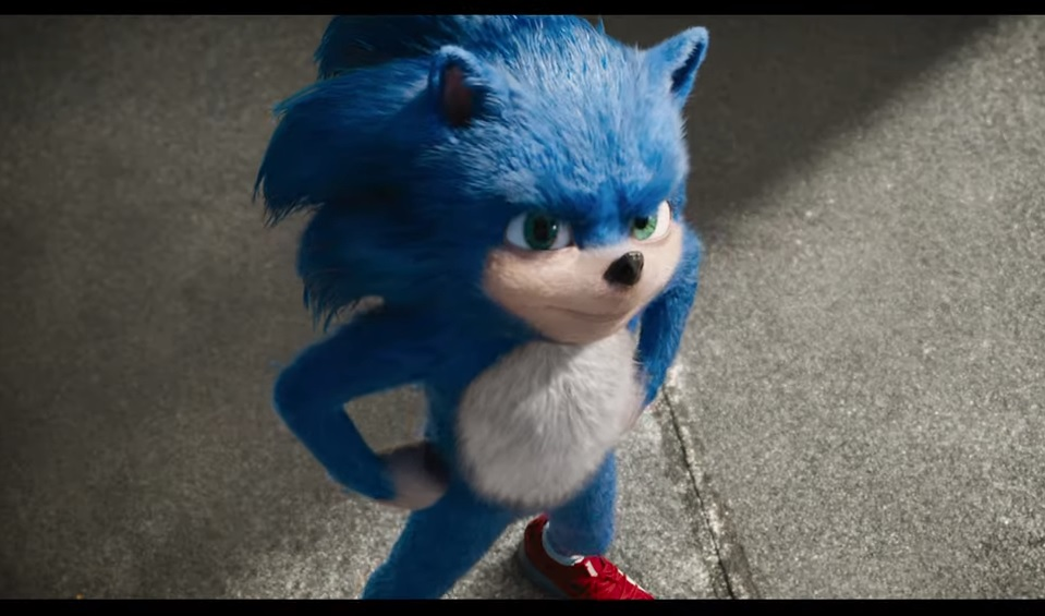 Movie Poster 2019: 'Sonic The Hedgehog (2019)' Trailer Released • Nerds And