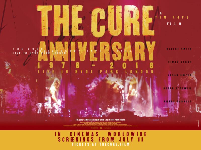 Resultado de imagem para Anniversary 1978-2018 Live In Hyde Park London