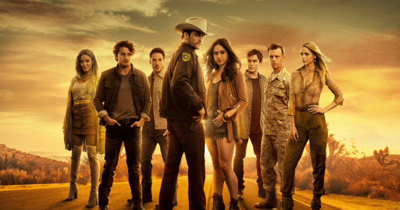 roswell new mexico tv series