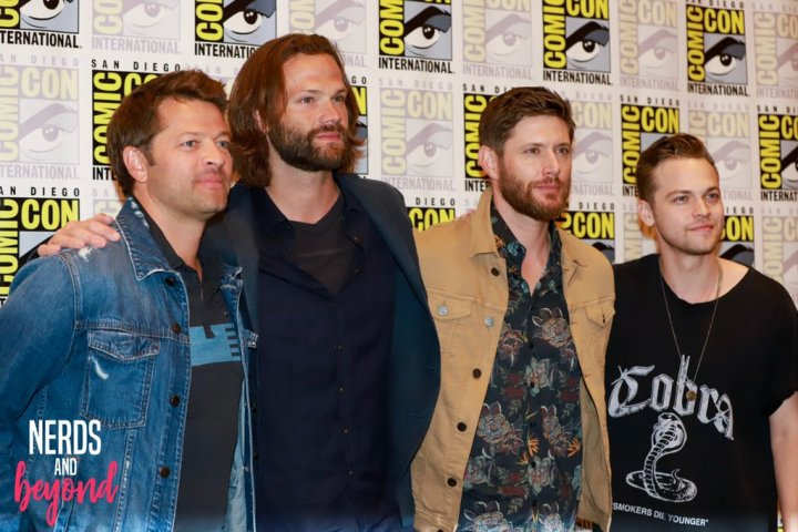 Exclusive Photos: Jensen Ackles, Jared Padalecki, Misha