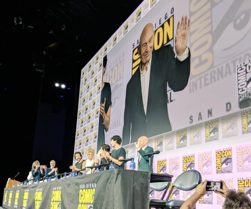 Star Trek: Picard' Trailer Released at San Diego Comic Con