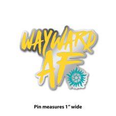 Wayward Pin. Image courtesy of Stands