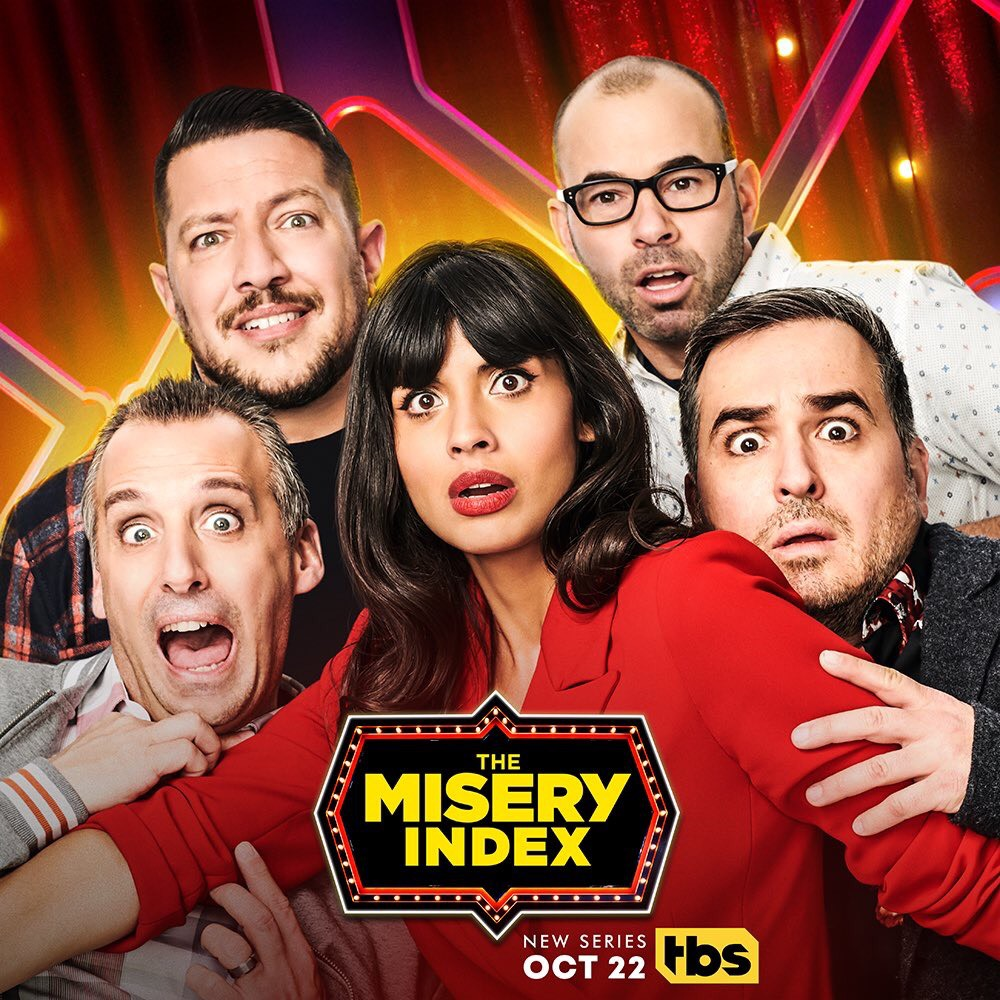 Impractical Jokers' on New Game Show 'The Misery Index