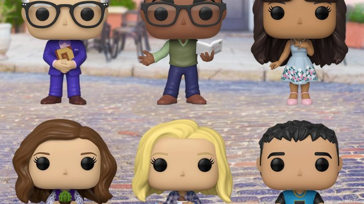What The Fork Funko Adding Pop Figures From The Good