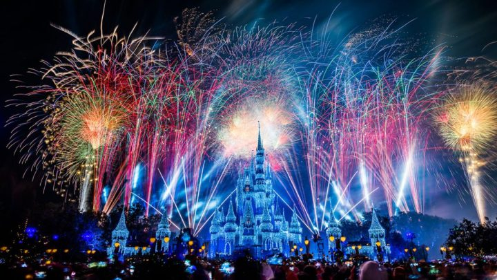 Celebrate New Year's Eve with the Disney Parks Livestream • Nerds and Beyond