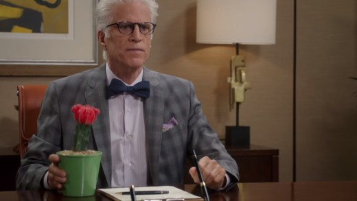 Ted Danson as Michael.