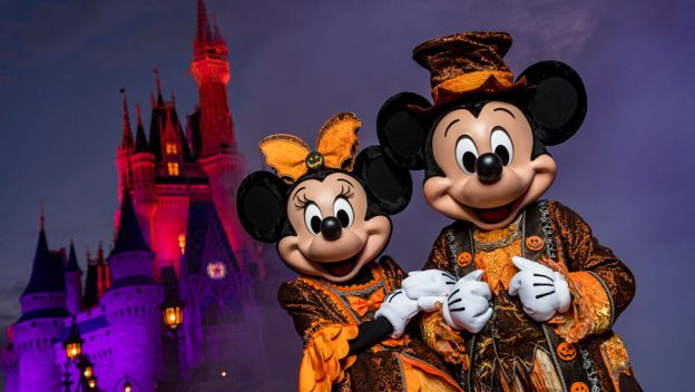Mouse In Amc Halloween 2020 Walt Disney World Scares Up 2020 'Mickey's Not So Scary Halloween
