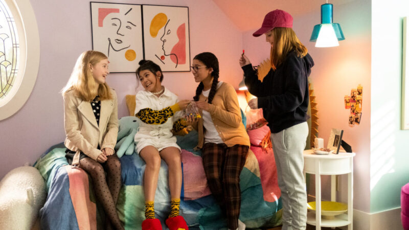 'The Child-Sitters Membership' Renewed For Season 2 By Netflix