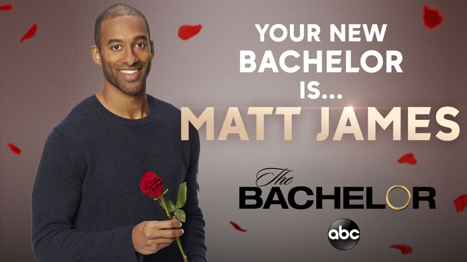ABC's 'The Bachelor' Casts Matt James for Season 25