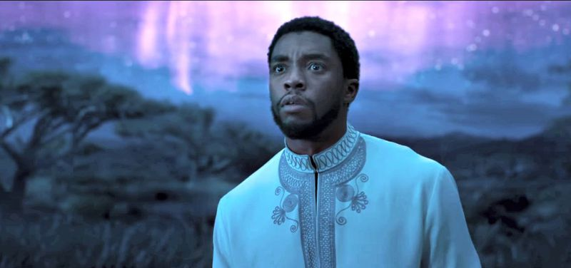 Wakanda Forever A Look Back At Some Of King T Challa S Most Profound Movie Moments Nerds And Beyond