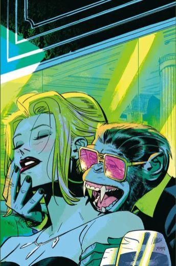 Image courtesy of Dark Horse Comics/Leo Romero