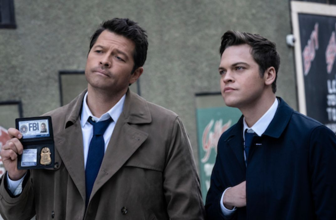 Supernatural: players talk about the last shooting day