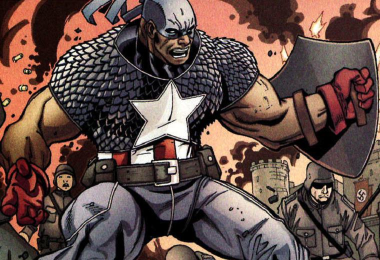 The Falcon and The Winter Soldier': Who Is Isaiah Bradley?   Nerds and  Beyond