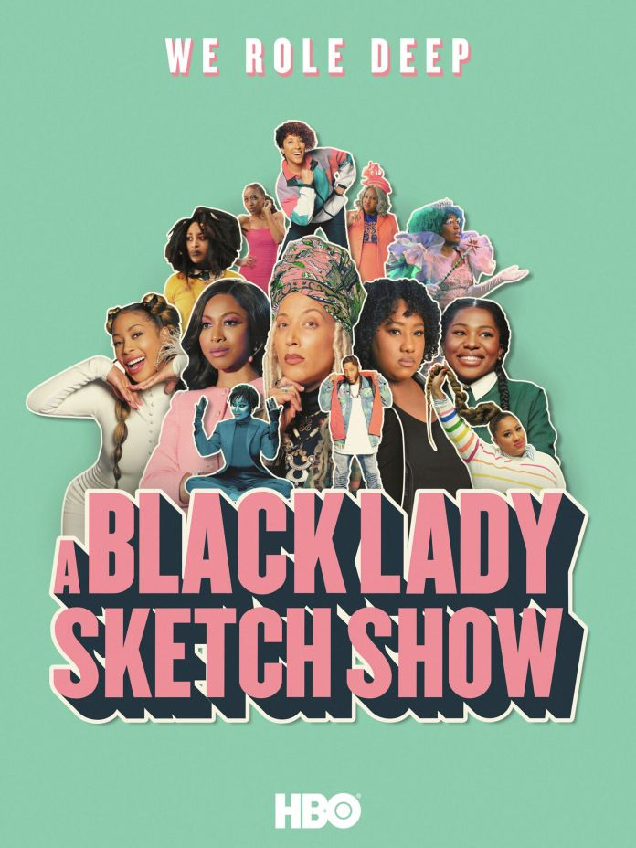 A Black Lady Sketch Show from Warner Bros. Home Entertainment