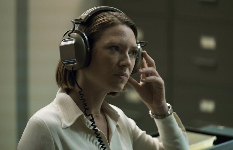 Anna Torv in Season 1 Episode 7 of Mindhunter