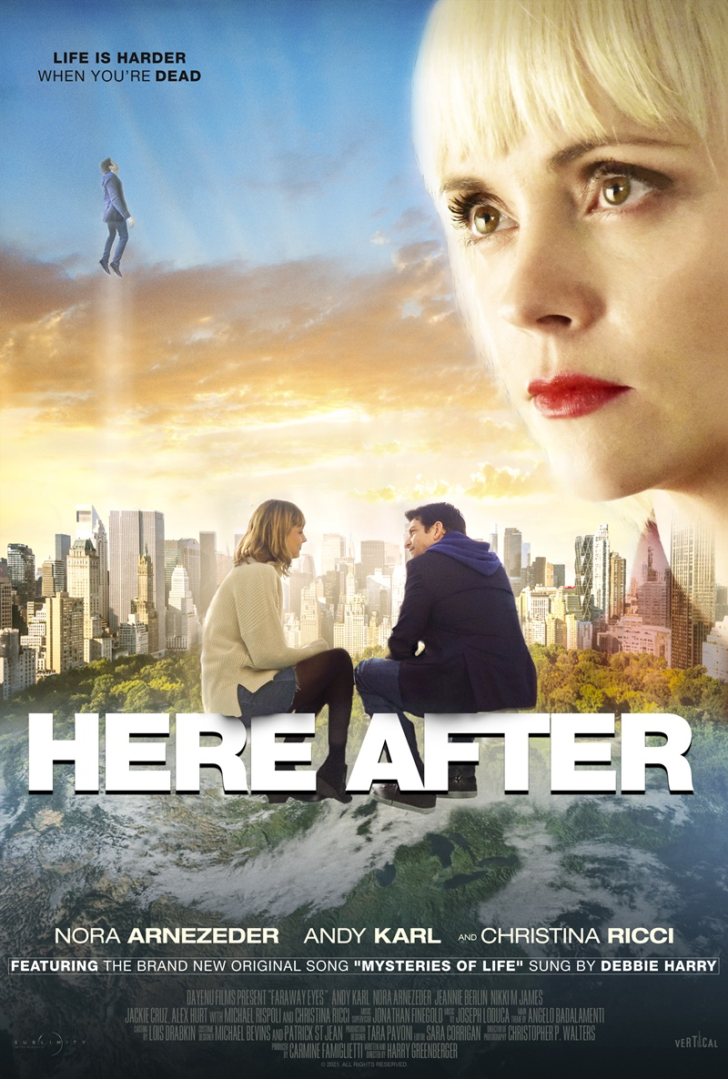 'Here After' Poster, Vertical Entertainment