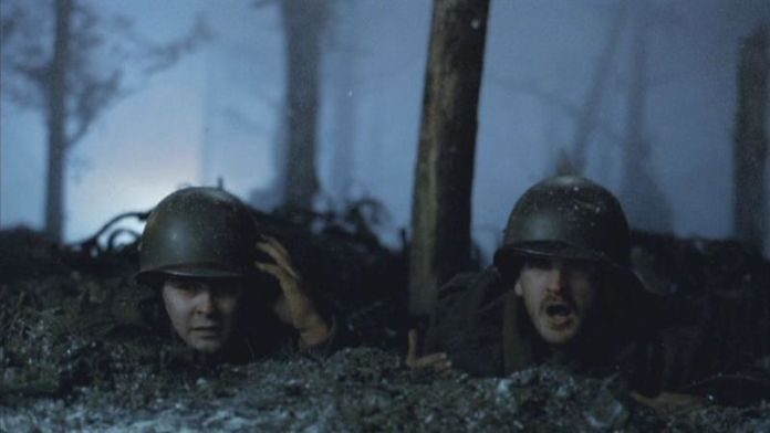 Richard Speight, Jr. in HBO's Band of Brothers