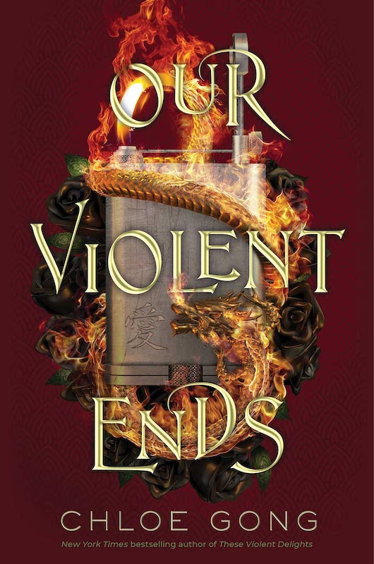 Our Violent Ends Cover