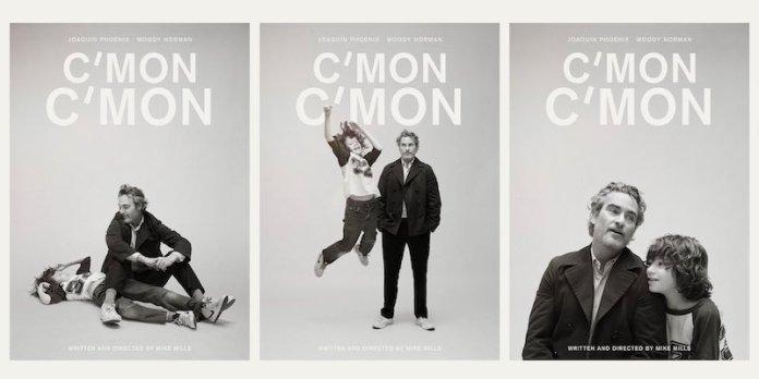 c'mon c'mon posters