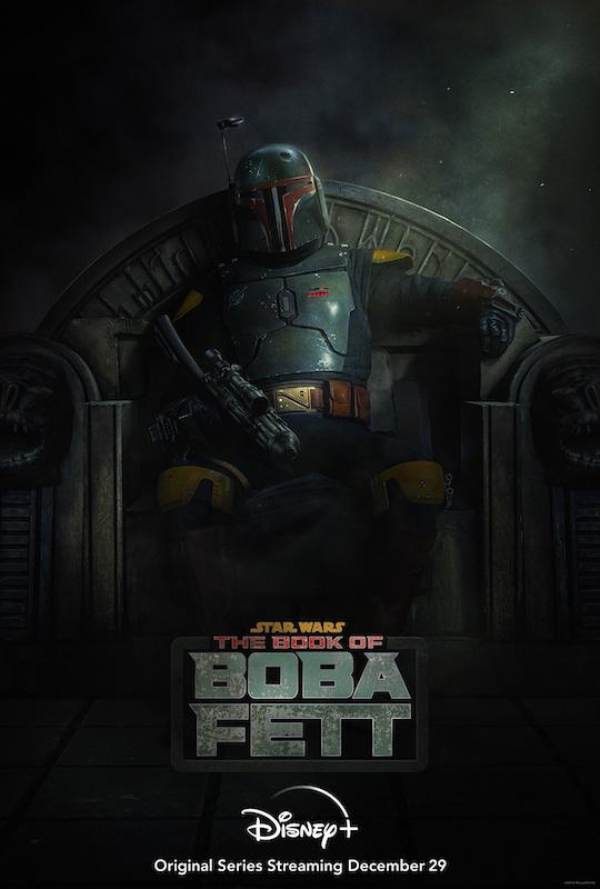 The Book of Boba Fett Key Art