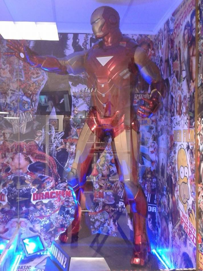 Iron Man begrüßt euch im Filmsyndikat