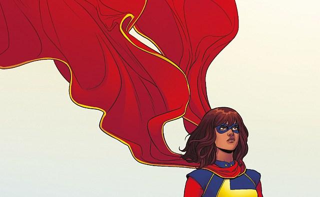 Miss Marvel Cover Deutschland Panini Comics