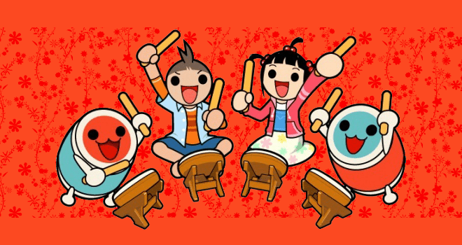 Sam trommelt: Taiko no Tatsujin – Drum Master Wii U Version