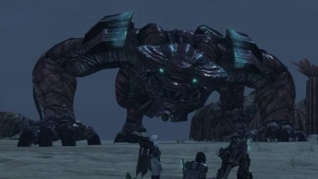 Xenoblade Chronicles X Monster Gegner Feinde