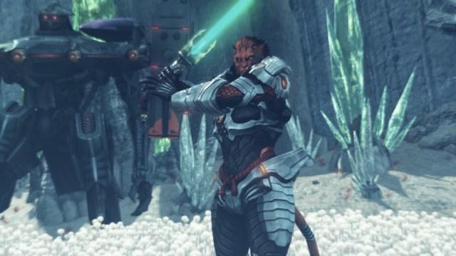 Xenoblade Chronicles X Ga Derg
