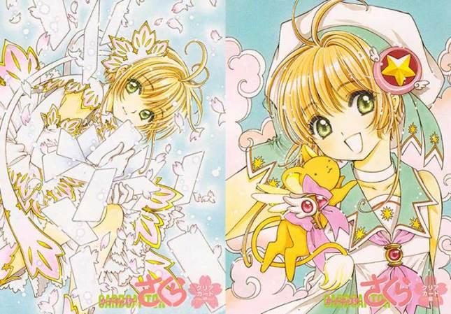 Die neuen Artworks zum Cardcaptor Sakura Sequel zeigen eine etwas reifere, aber noch immer niedliche Sakura
